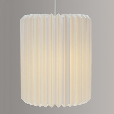 Tube Cylinder Paper Lampshade