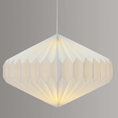 Oriental Diamond Lantern Paper Lampshade